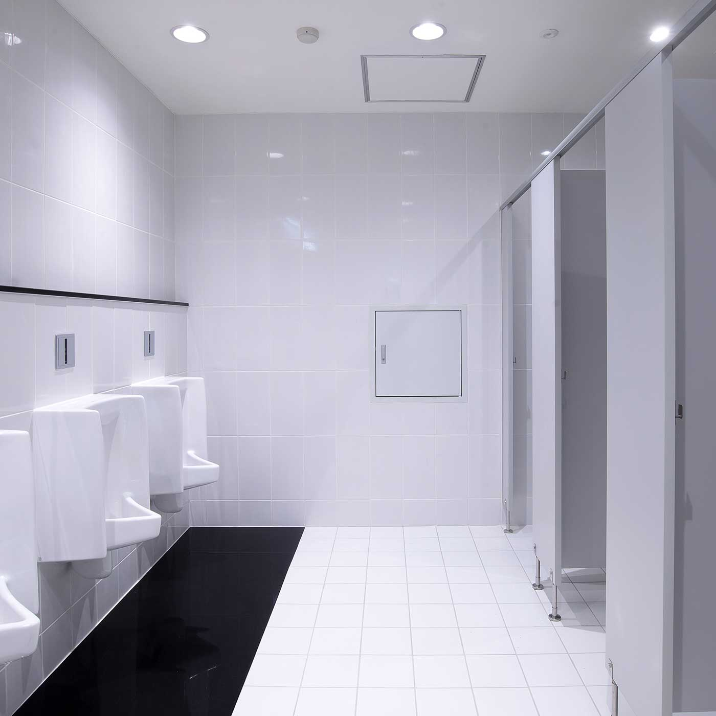 washroom cleanliness
