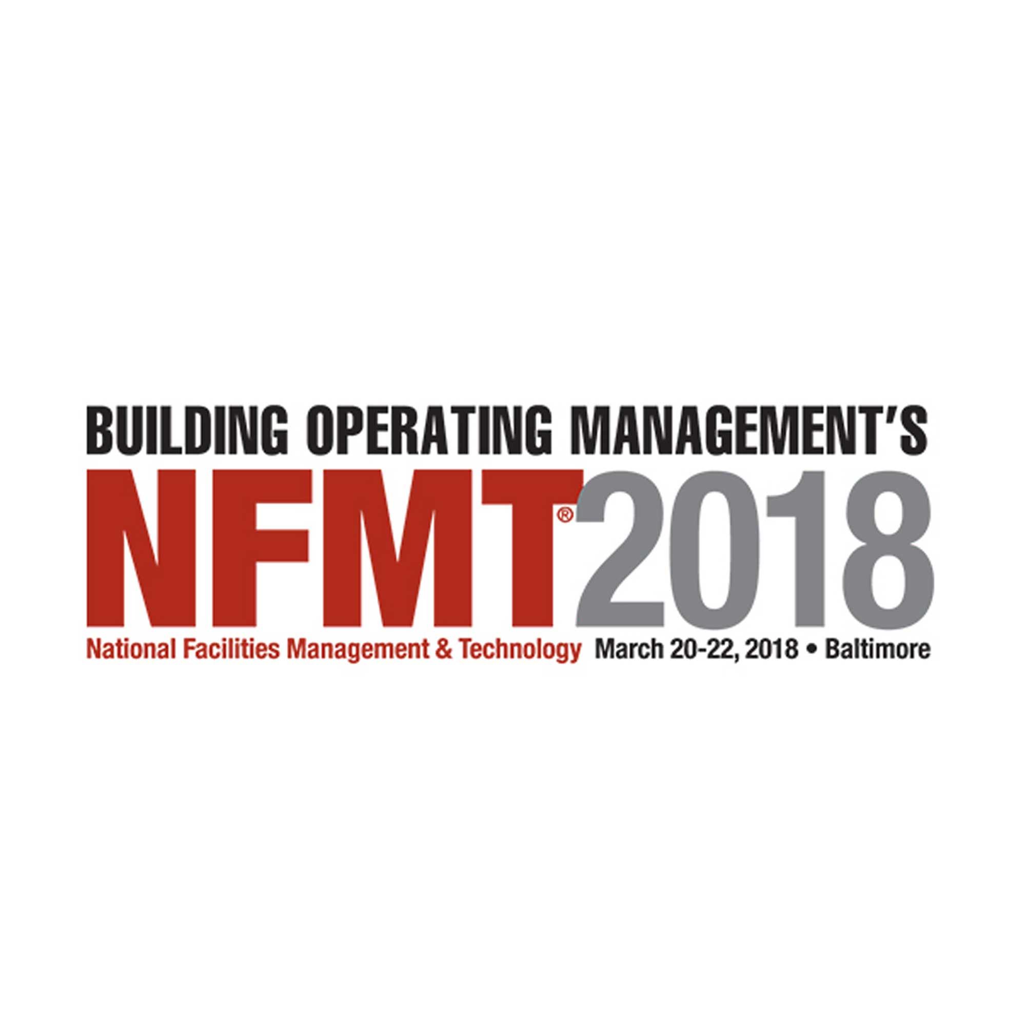NFMT Baltimore 2018