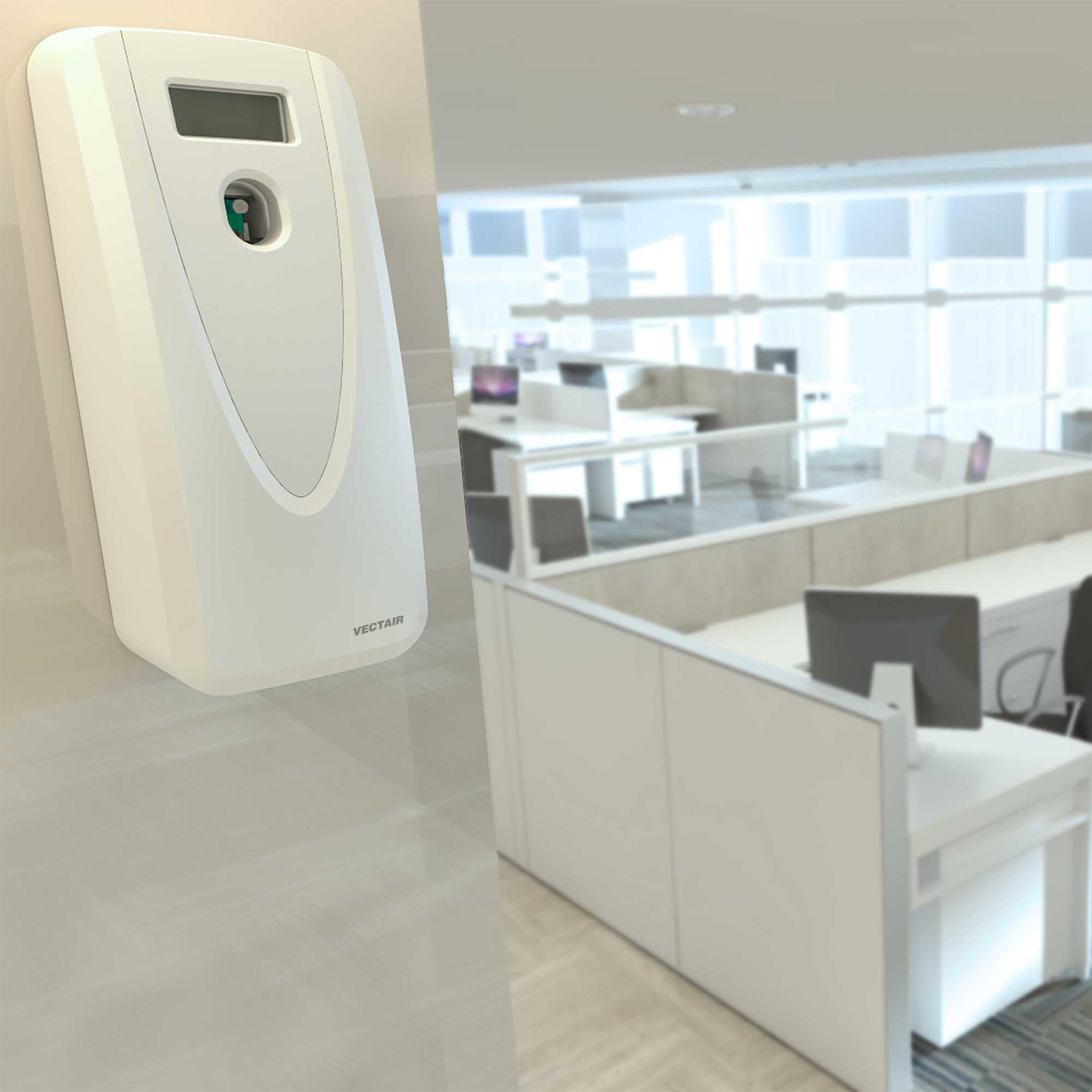 Airoma MVP Dispenser in office