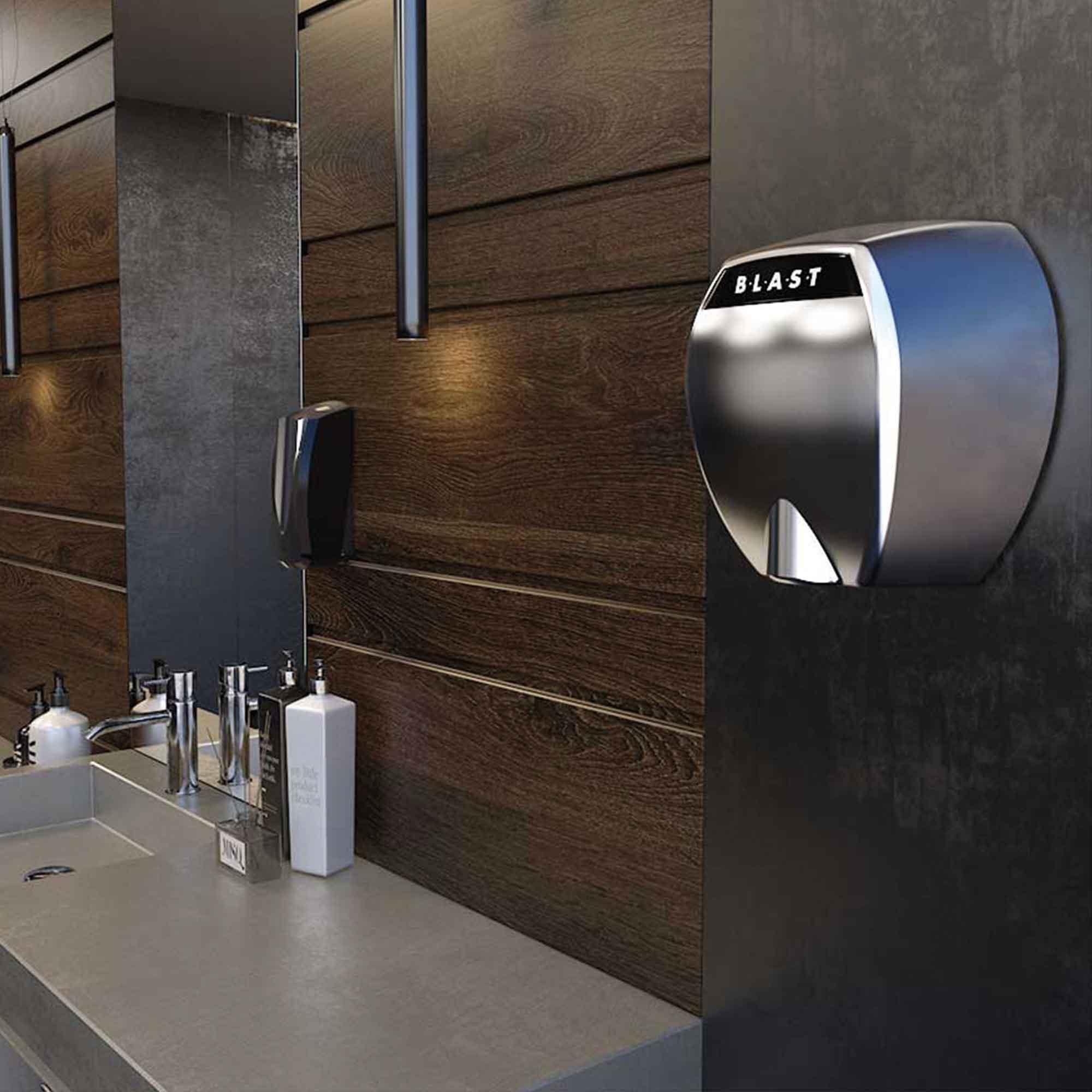 Blast Hand Dryer