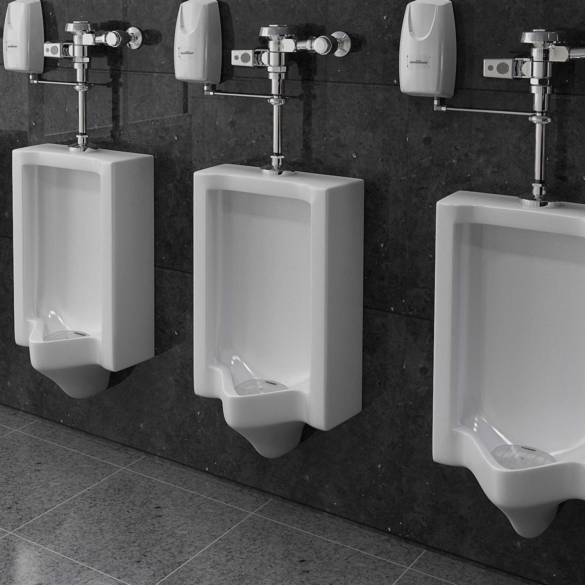 Quadrasan Family - Urinal Location
