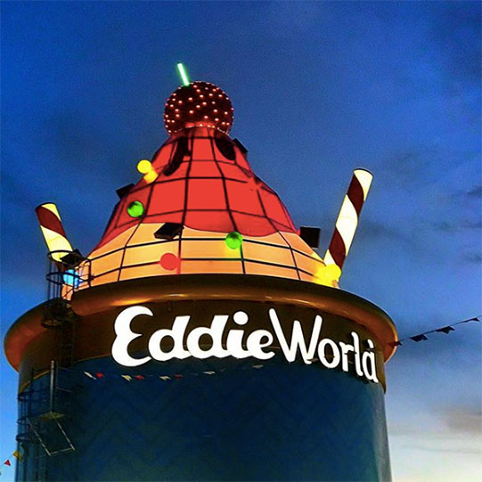 Eddie World Case Study
