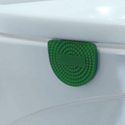 Airloop Toilet Bowl Clip - Cucumber Melon