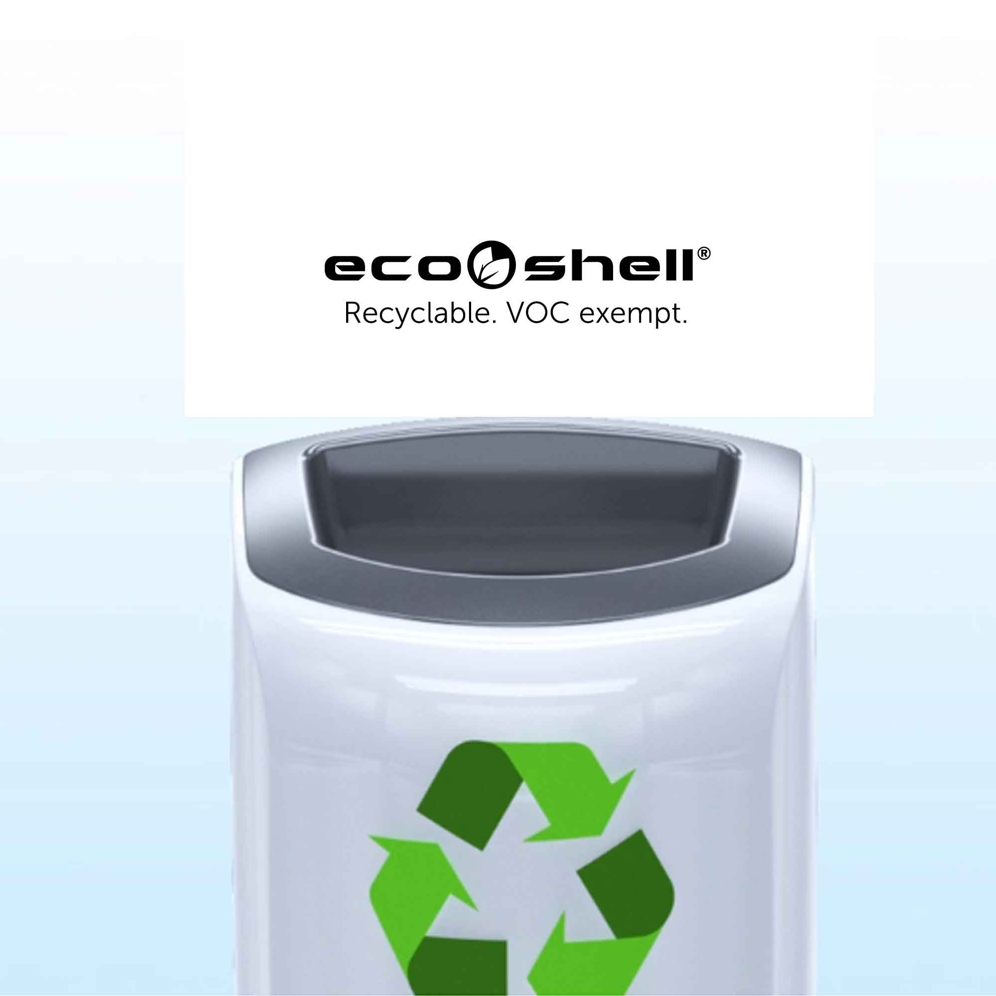 EcoShell® Air Freshener Recyclable - US