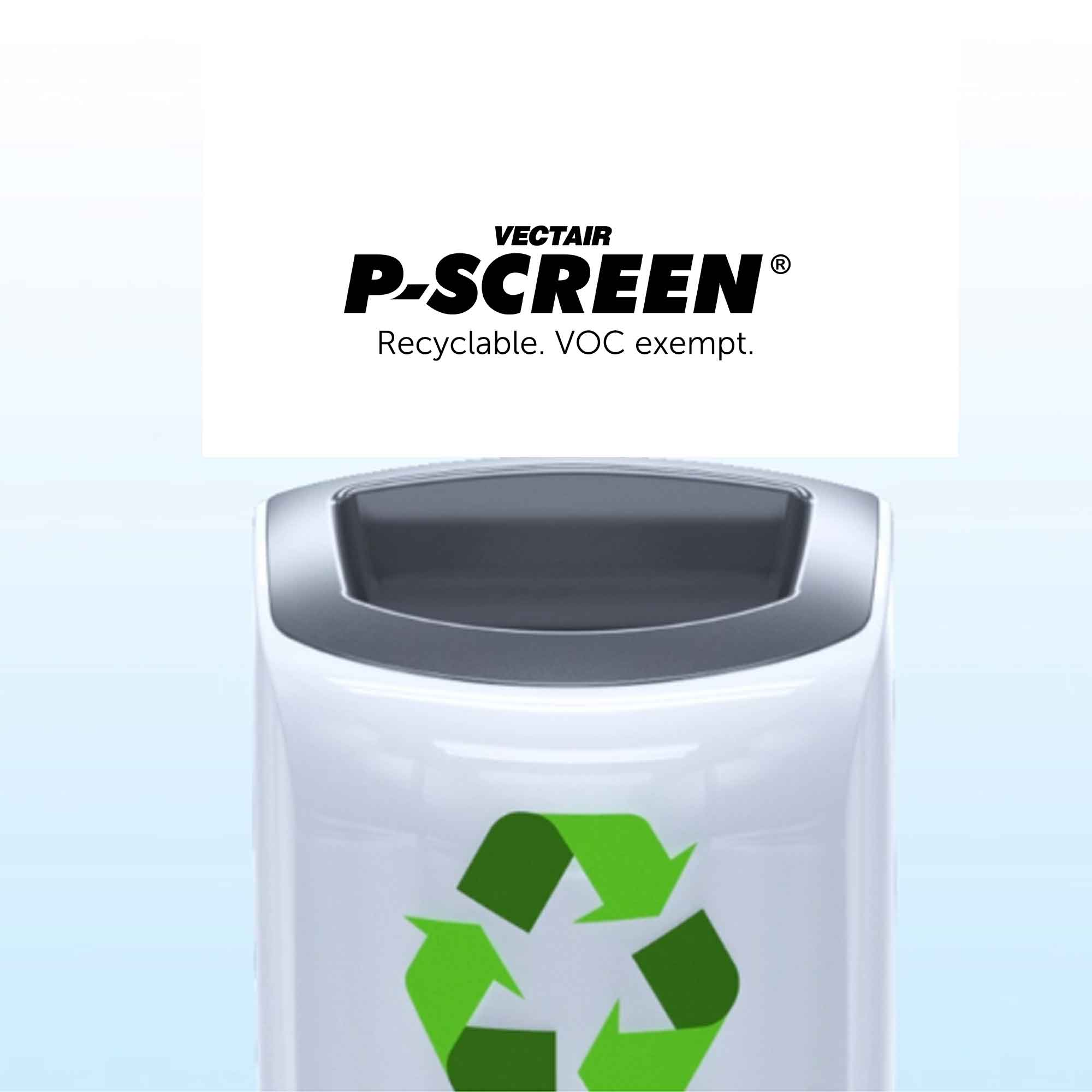 P-Screen® 60 Day Urinal Screen US Recyclable