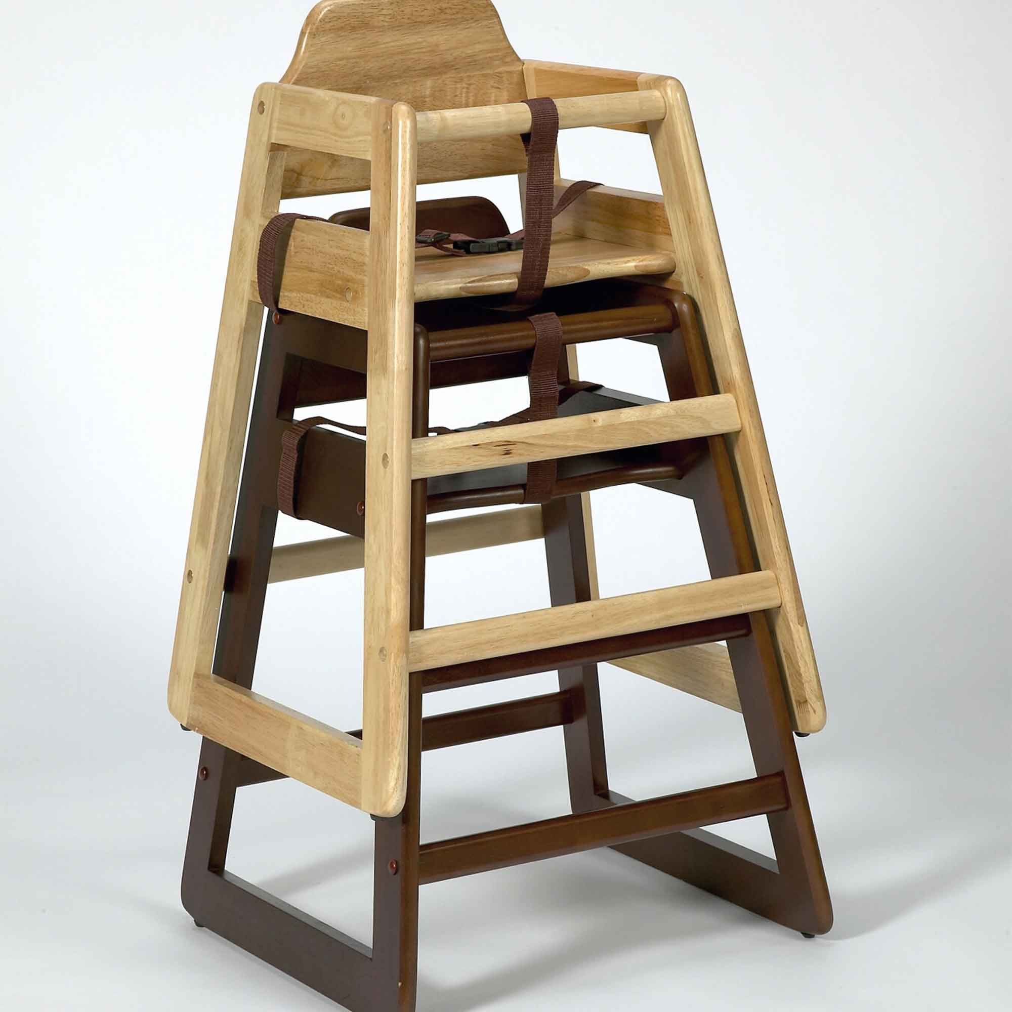 Babyminder High Chairs Stacked
