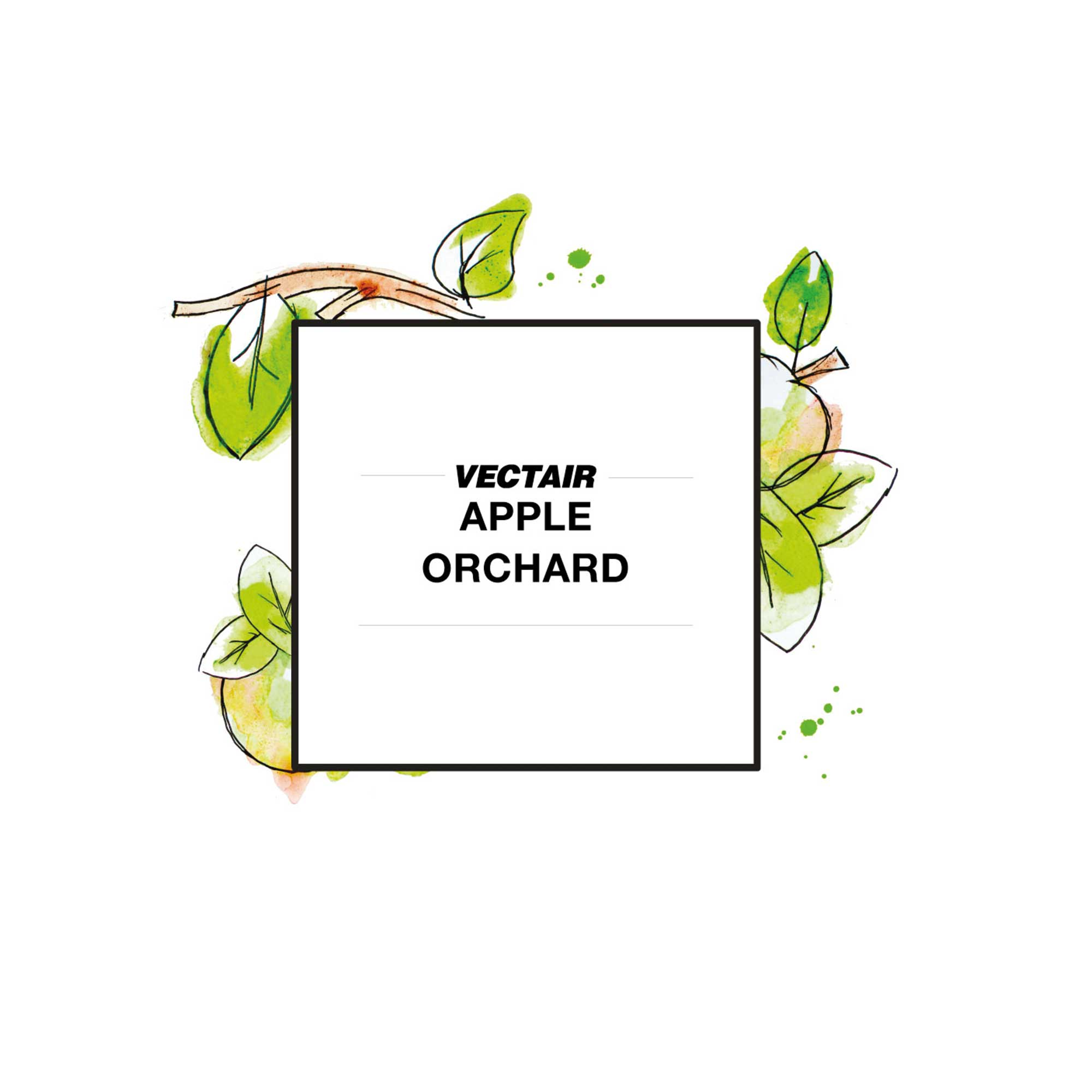 Apple Orchard Icon