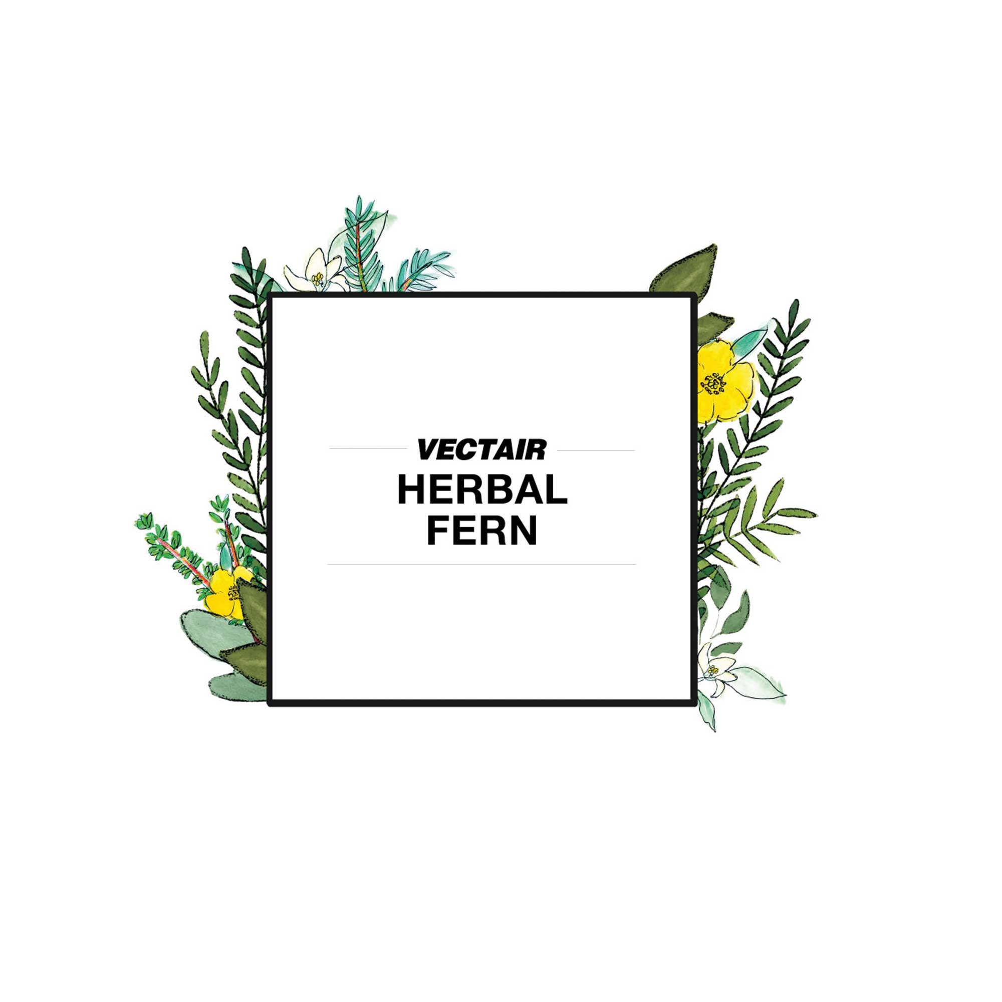Herbal Fern Icon