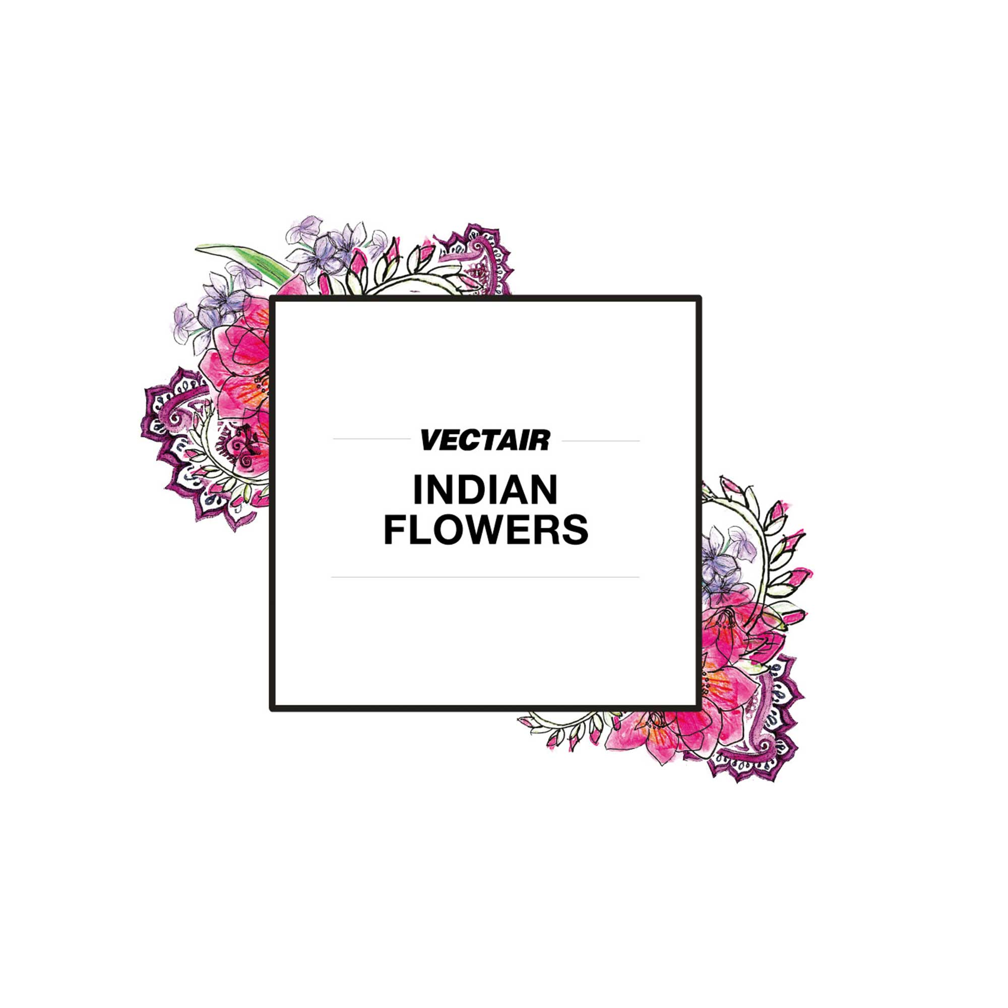 Indian Flowers Icon