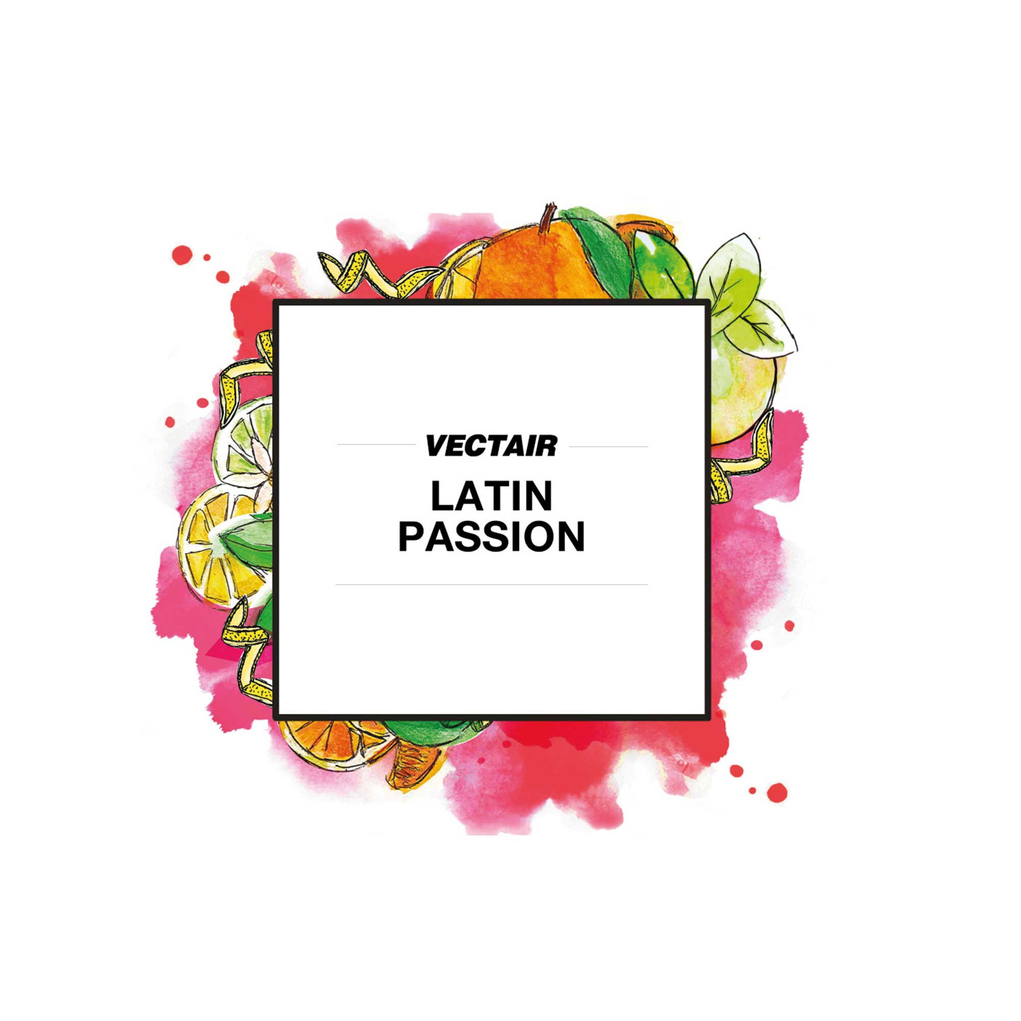 Latin Passion Icon