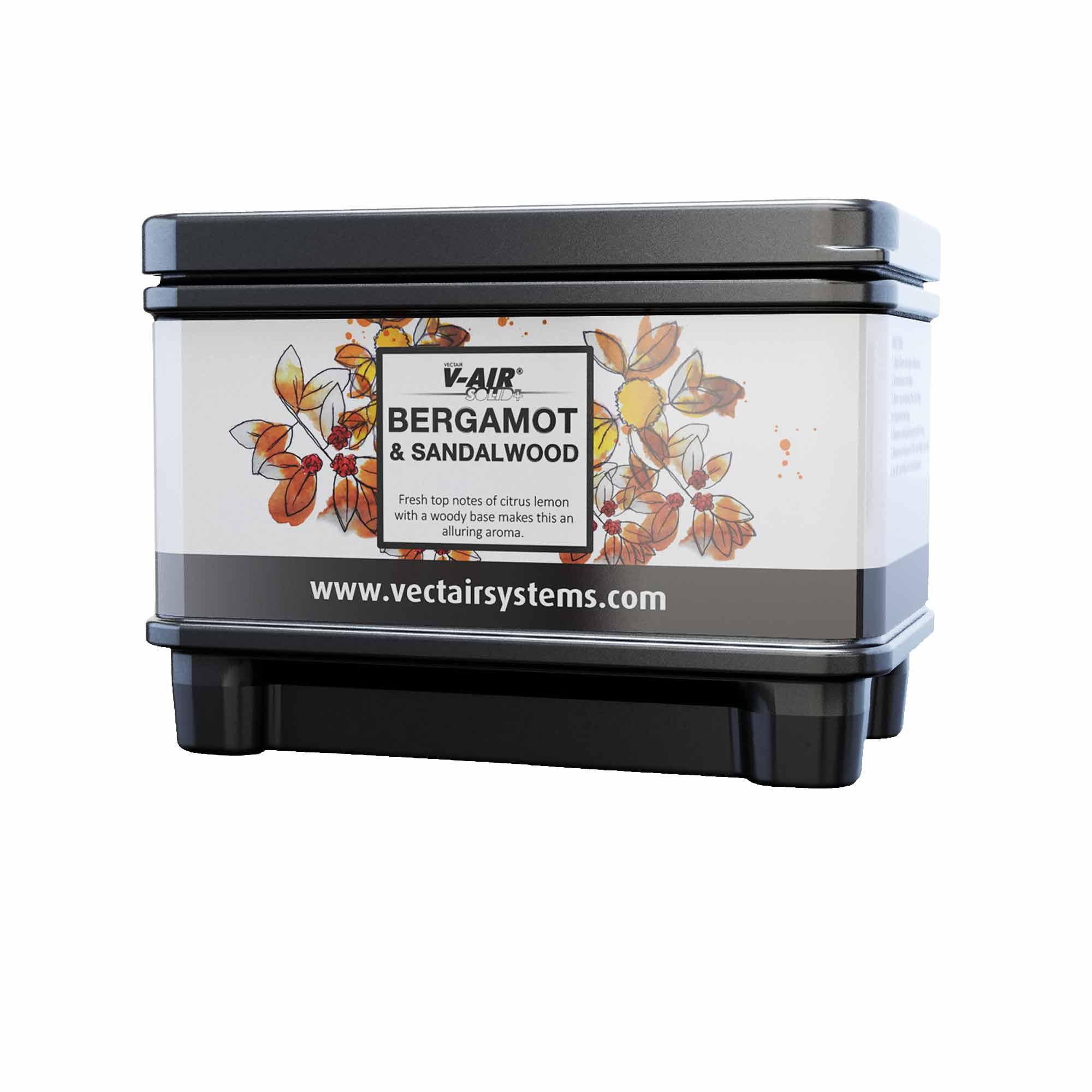V-Air SOLID Bergamot & Sandalwood