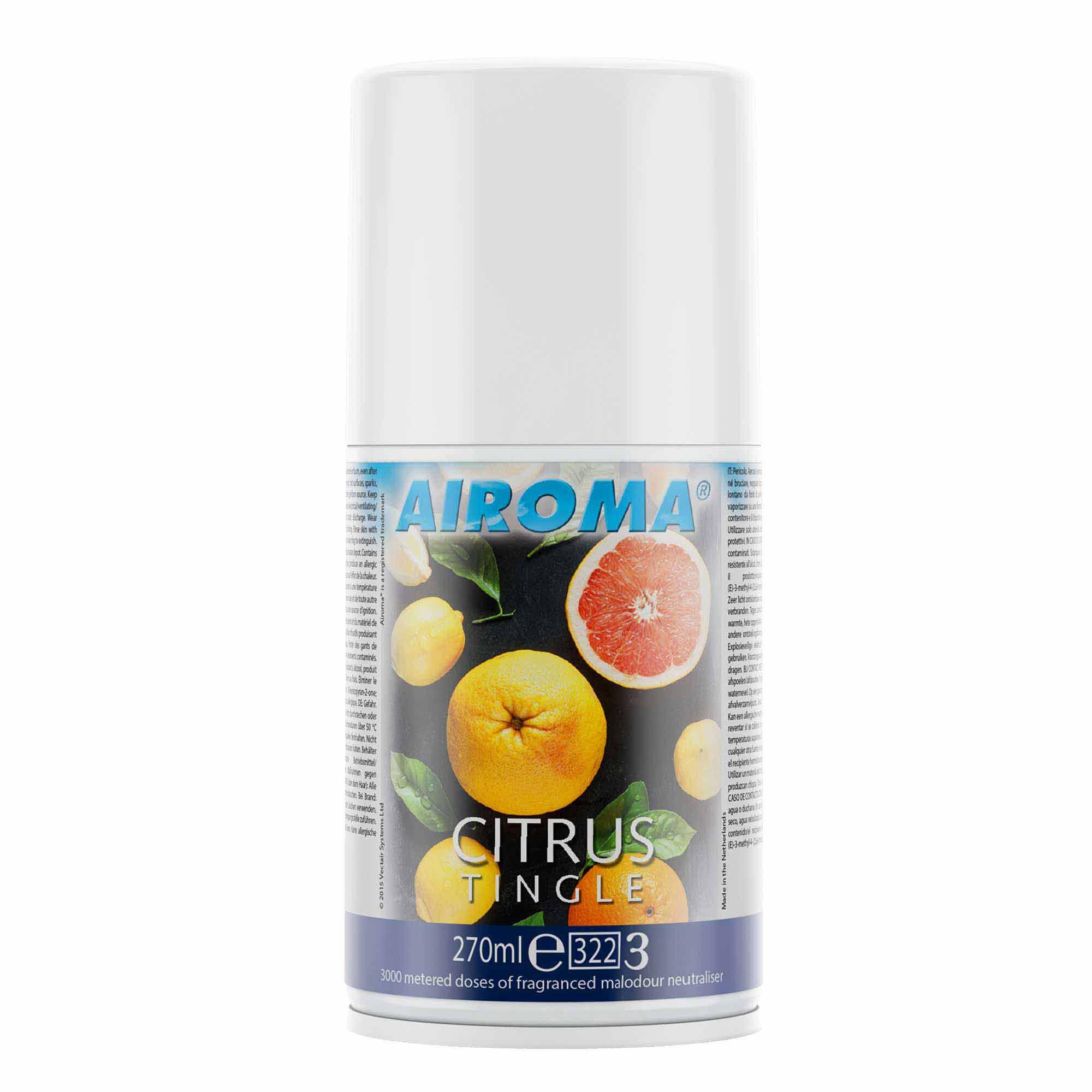 Airoma® Citrus Tingle Refill
