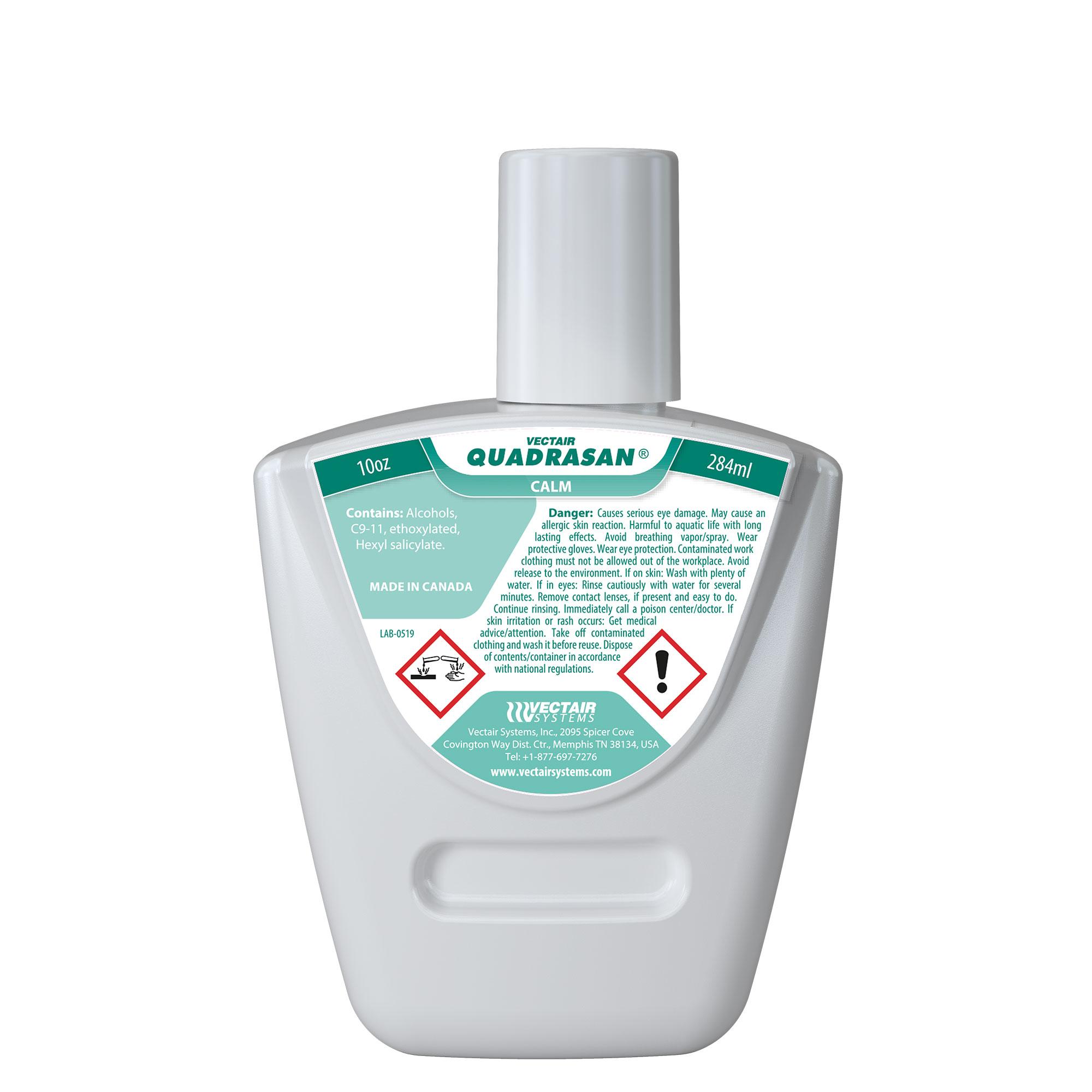 Vectair Quadrasan® Cleaning & Dosing Refills
