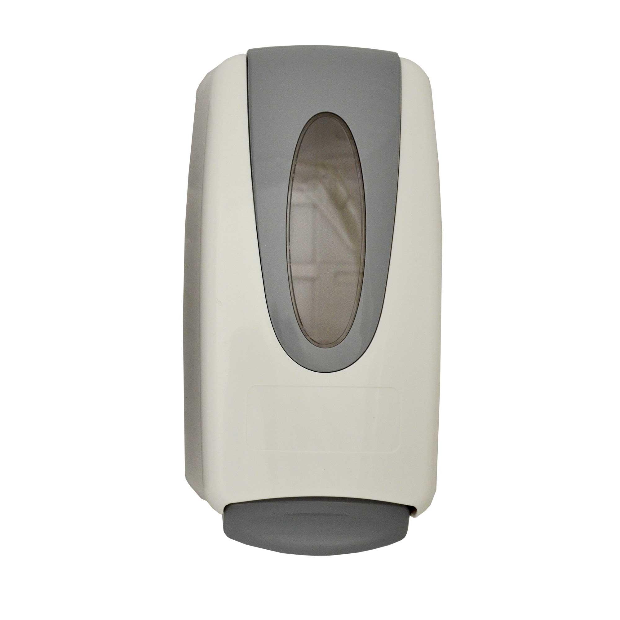 EZ-SAN® Soap Dispenser - White Manual