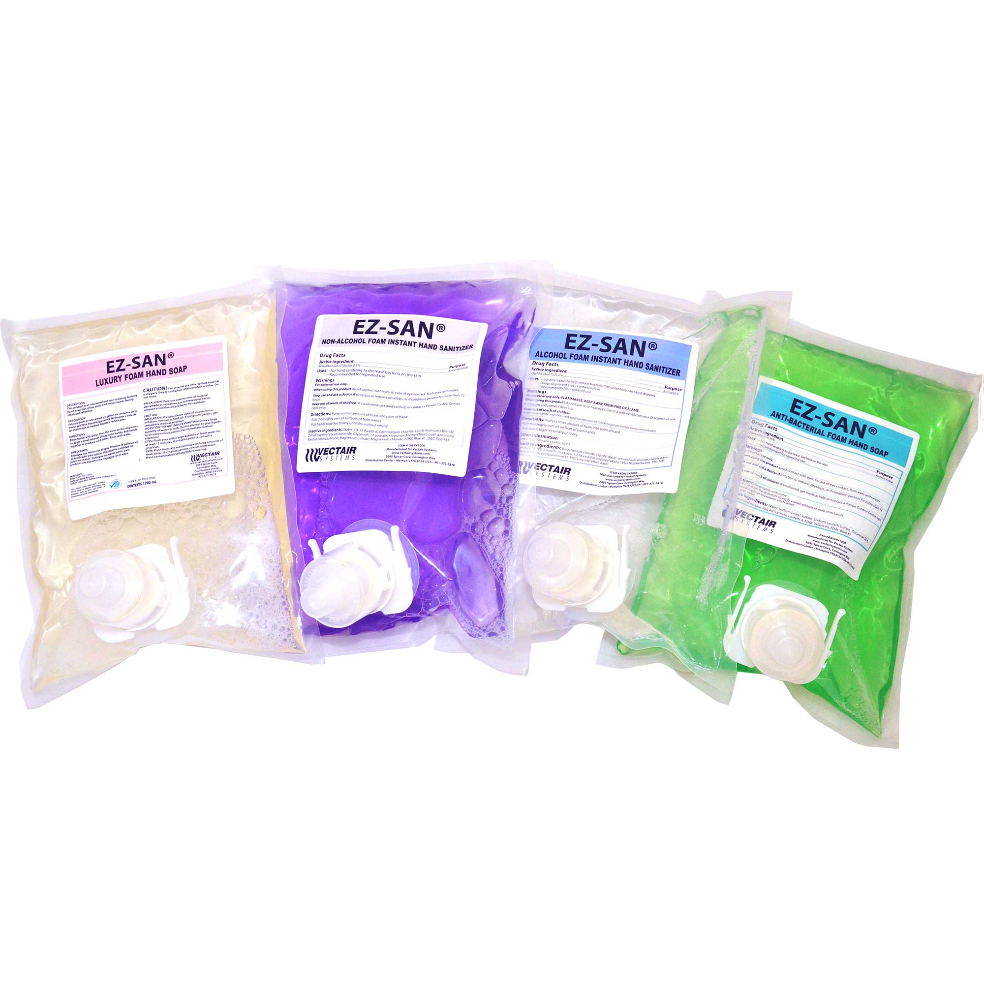 EZ-SAN® Soap Refills