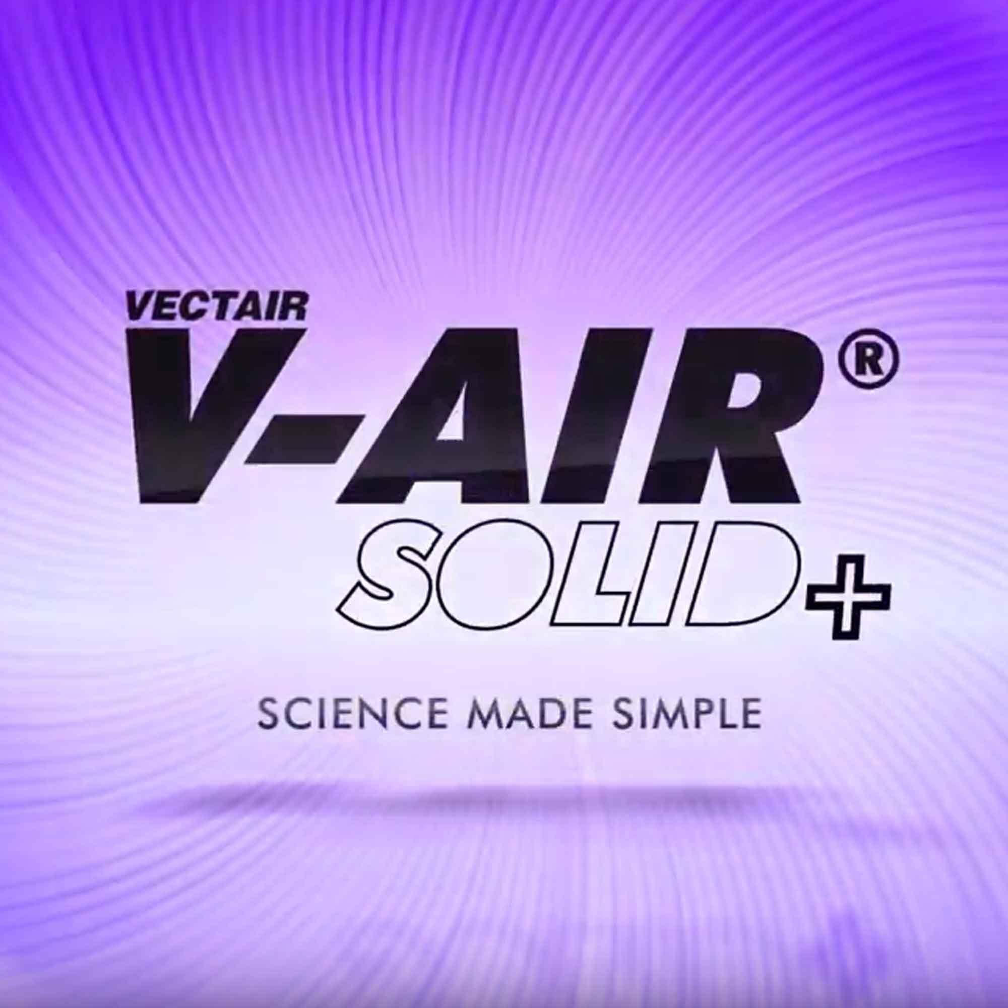V-Air® SOLID Plus Video Thumbnail