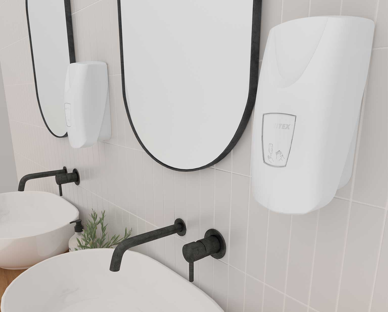 Sanitex Soap - Hotels - Washrooms