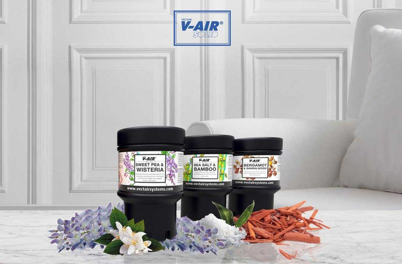 V-Air SOLID Refills - Vectair Systems - fragrance technology