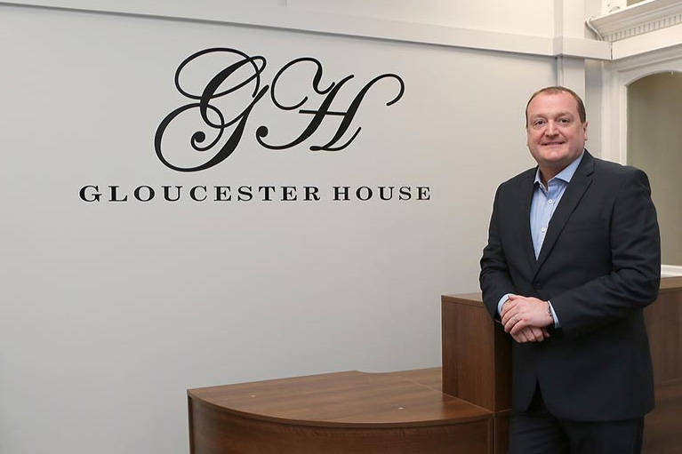 Gloucester House - Scent Diffusers - Case Study
