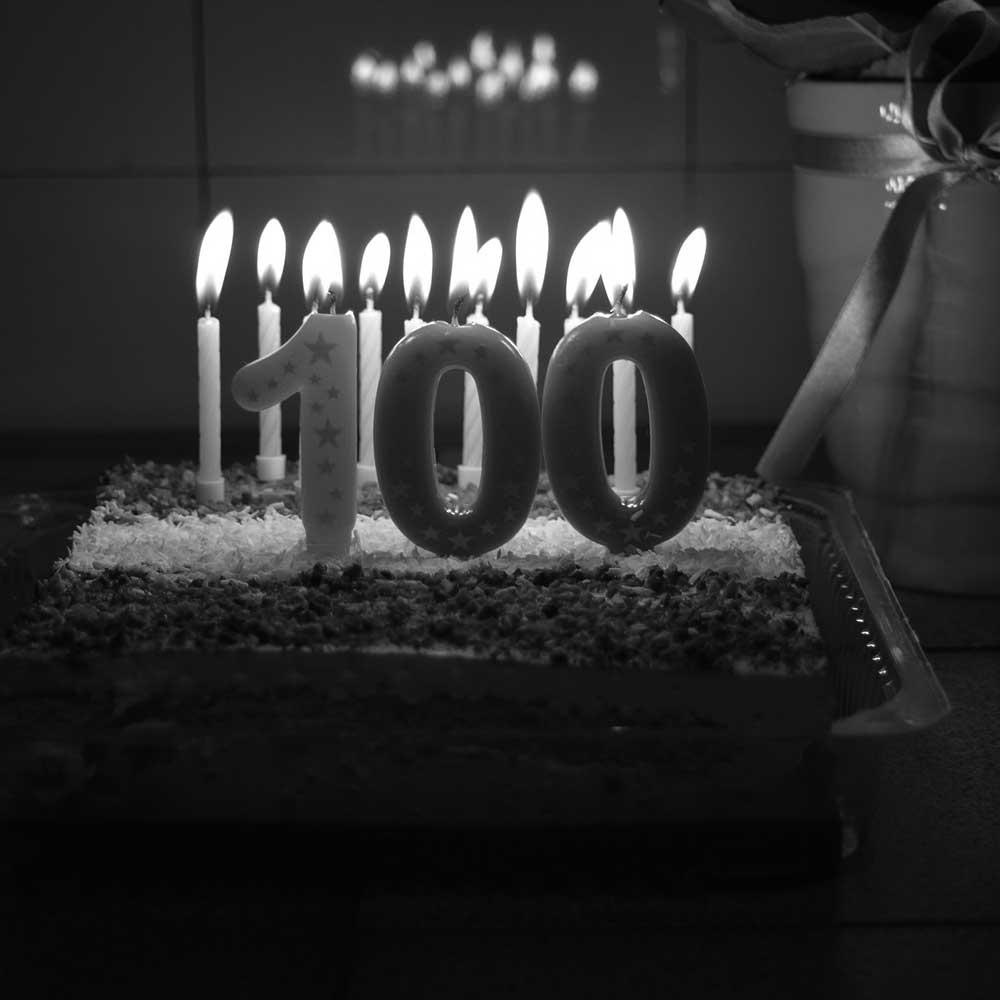100 year old companies