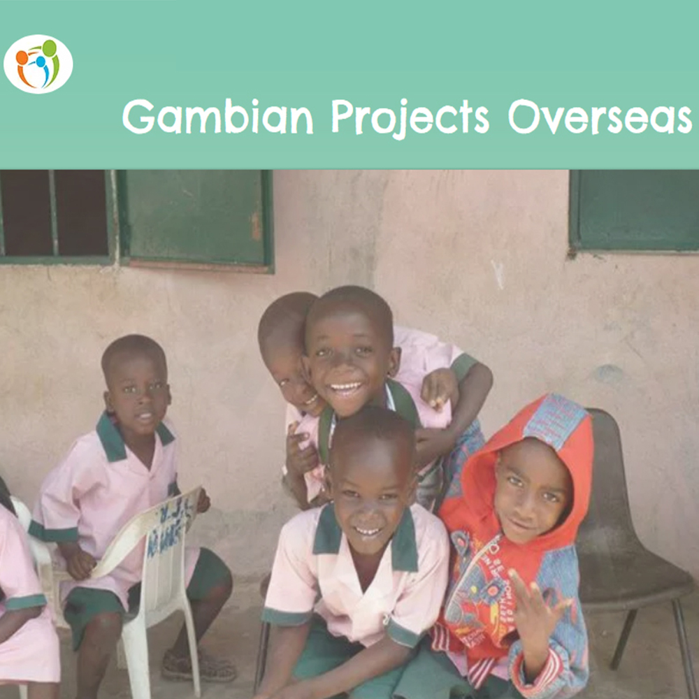 Gambian Projects Overseas