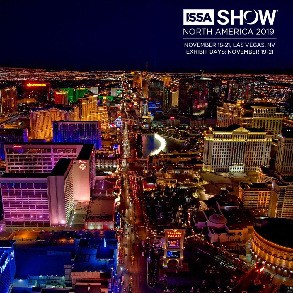 ISSA Las Vegas 2019