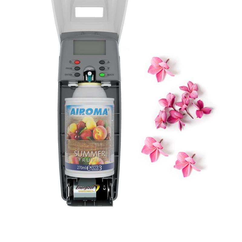 Airoma® odour control dispenser