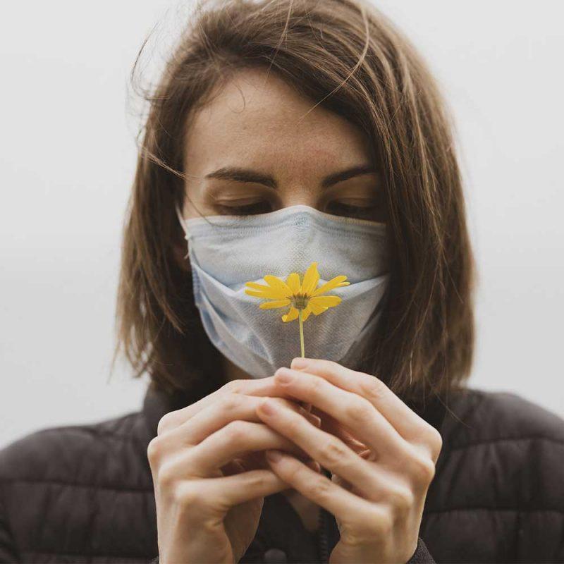 Sense of smell - COVID-19-coronavirus