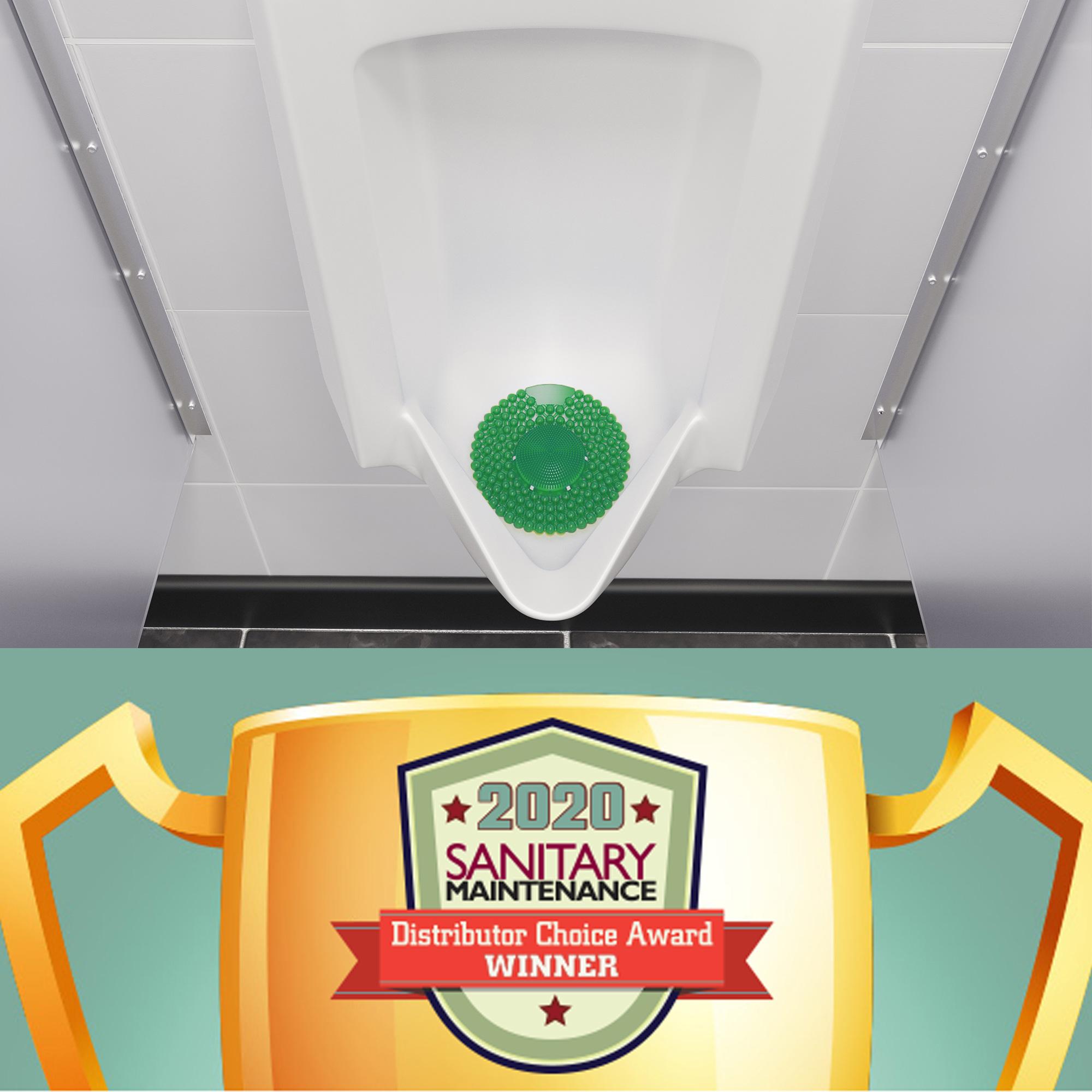 Improved restroom hygiene