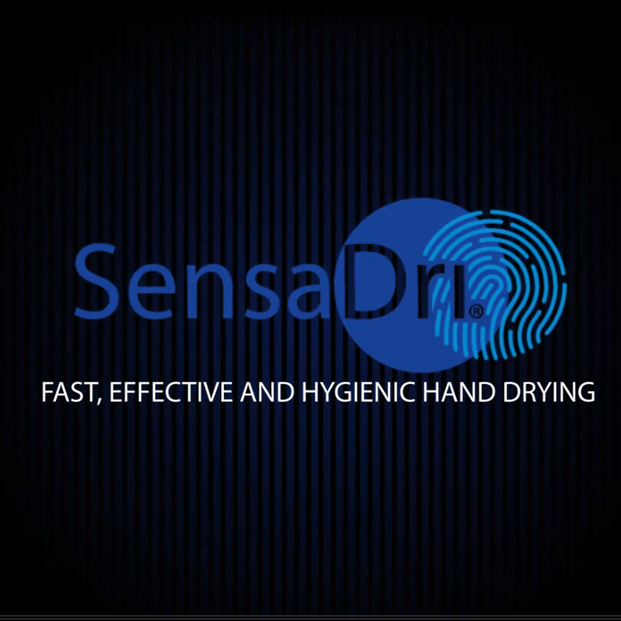 Automatic Hand Dryer - SensaDri