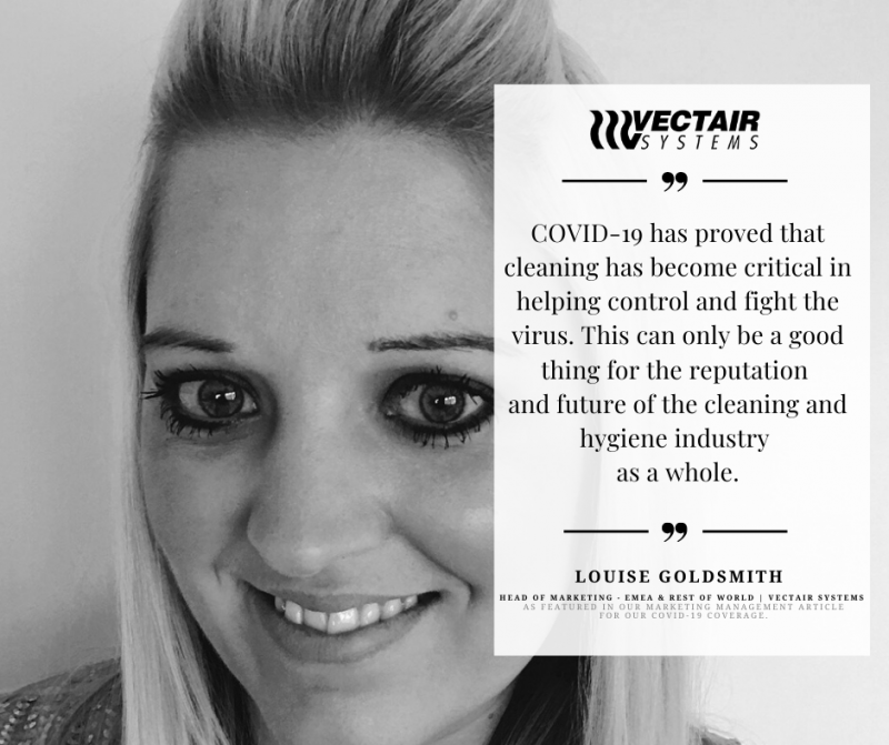 Louise Goldsmith - Marketing during COVID-19