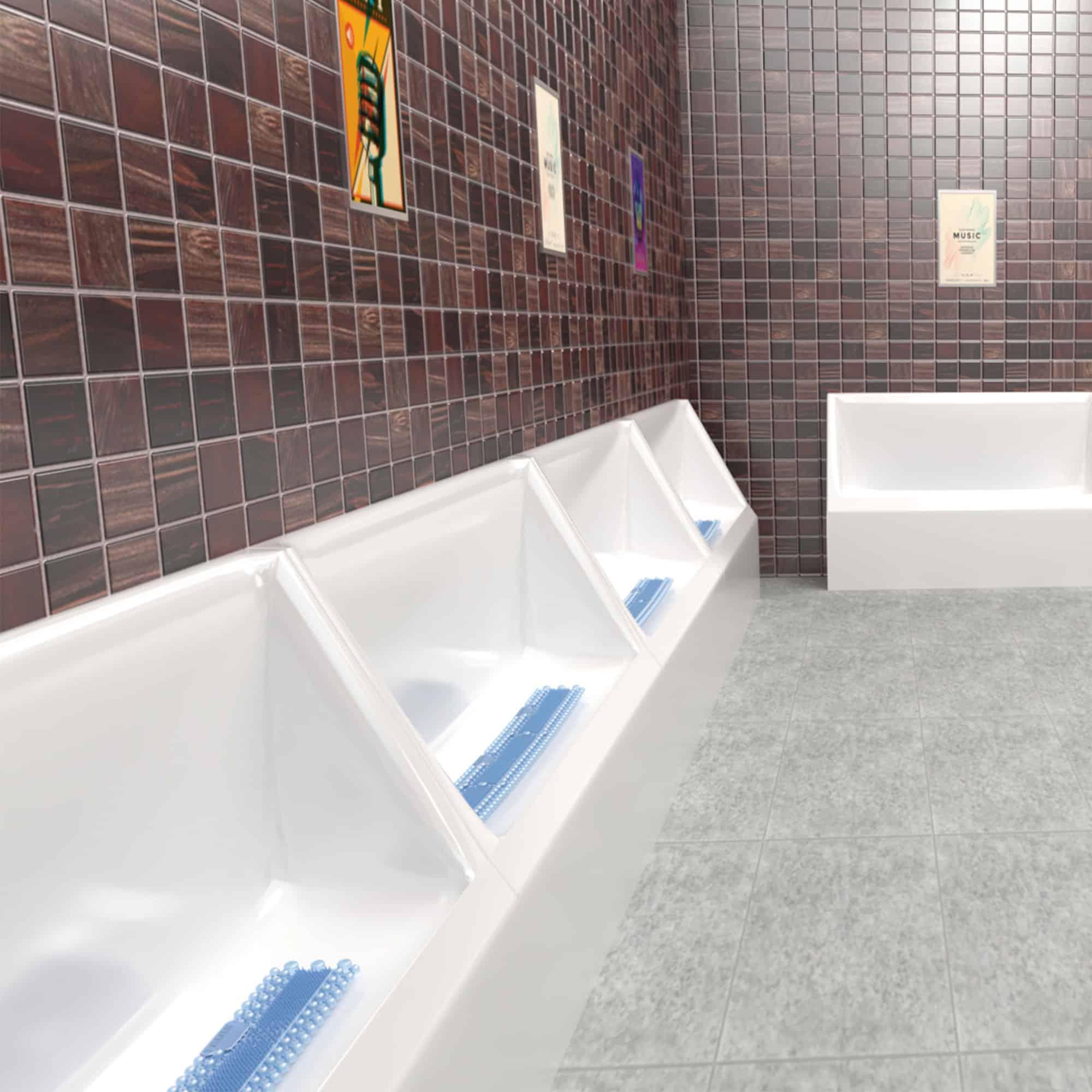 Trough Urinal Screen - T-Screen