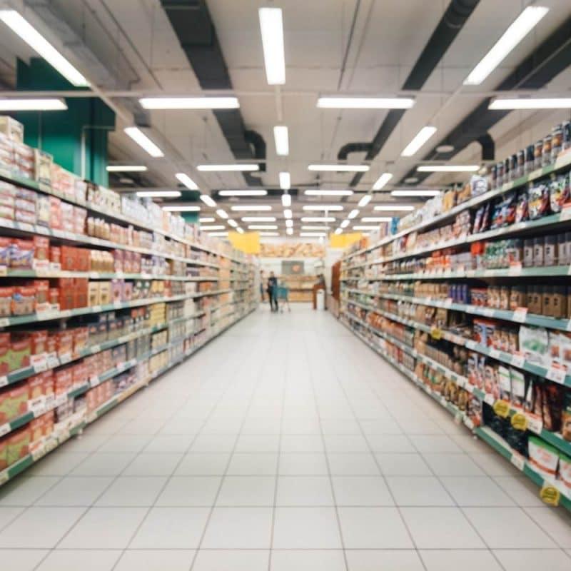 Supermarket Scenting